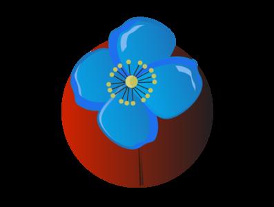 Himalayan Poppy ICON