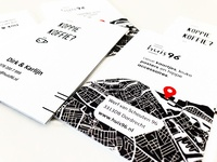 Huis96 - Business cards