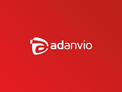 Adanvio - Logo design font logotype logodesign mark branding logo