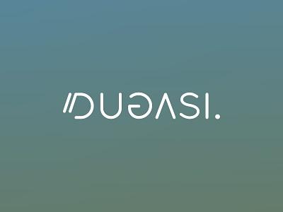 Dugasi - Logo design font logotype logodesign mark branding logo