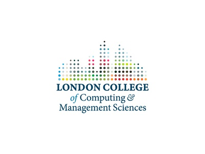 London College of CMS - Logo design