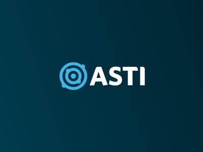 Asti - Logo design font logotype logodesign mark branding logo