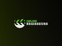 Online Regisseurs - Logo design