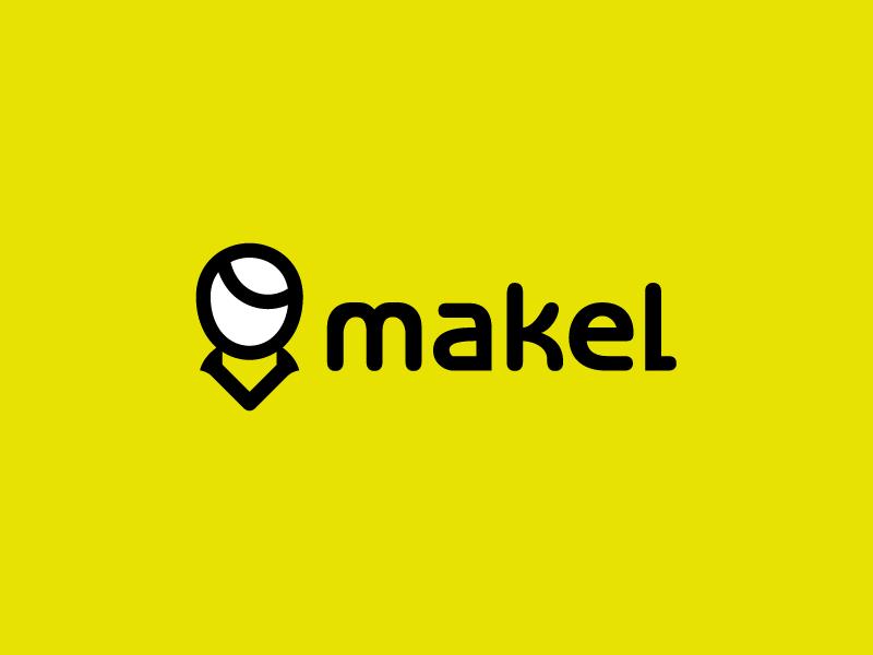 Makel - Logo design logodesign logotype logo