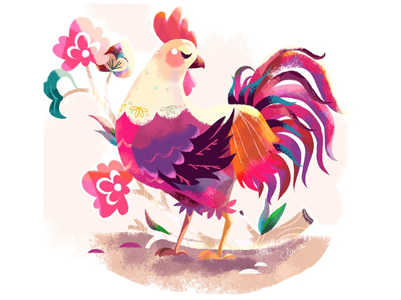 Year Of The Rooster chicken calendar year of rooster rooster chinese zodiac chinese new year