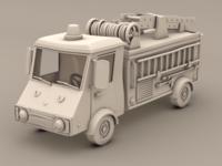 Fire truck WIP