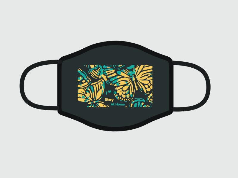 Butterfly Batik