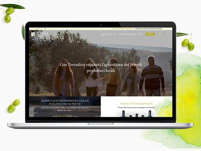 Terradiva - Website organic farm apulian