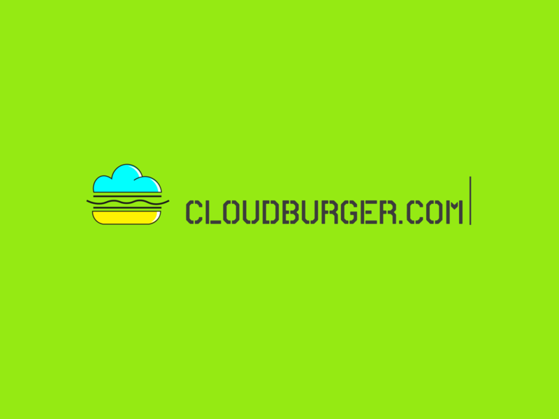 Logo Design for CloudBurger