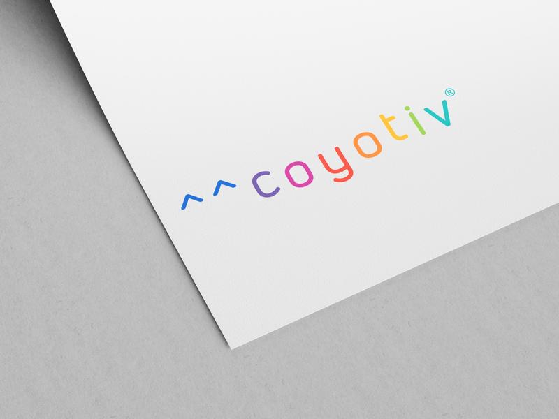 Logo design for ^^coyotiv