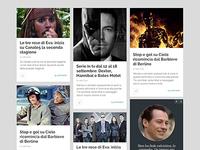 WIP News Widgets