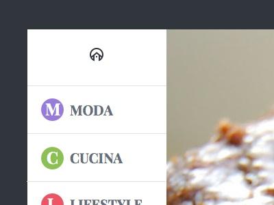 Menu Details menu icon navigation label minimal ui interface flat clean