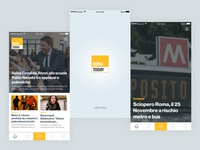 RomaToday Mobile App