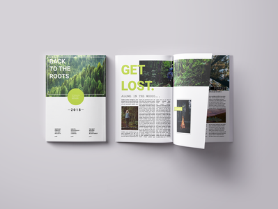 back to the roots magazine design magazine editorial layout editorial editorial design vector printdesign pogopixel mannheim illustrator heidelberg design