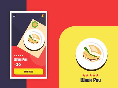 Food App goa illustration art illustration design illustration