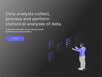 The Life of a Data Analyst photoshop free sketch sketch design data analyst