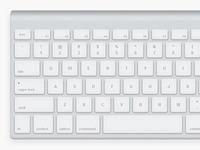 Apple css3 Keyboard
