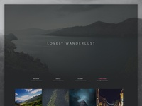 Lovely Wanderlust full site