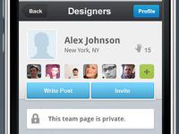 Teams - Designers