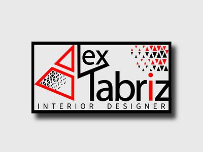 Nameplate illustration portrait branding drawing typography nameplate logo icon art design