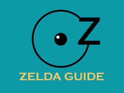 Logo for ZELDW GUIDE logo design brand