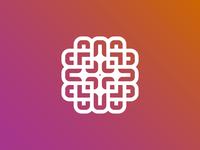 Circuits pattern & Logo design