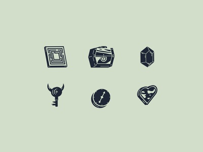 Missing Link Icons videogames link brand design icon design vector icon design branding