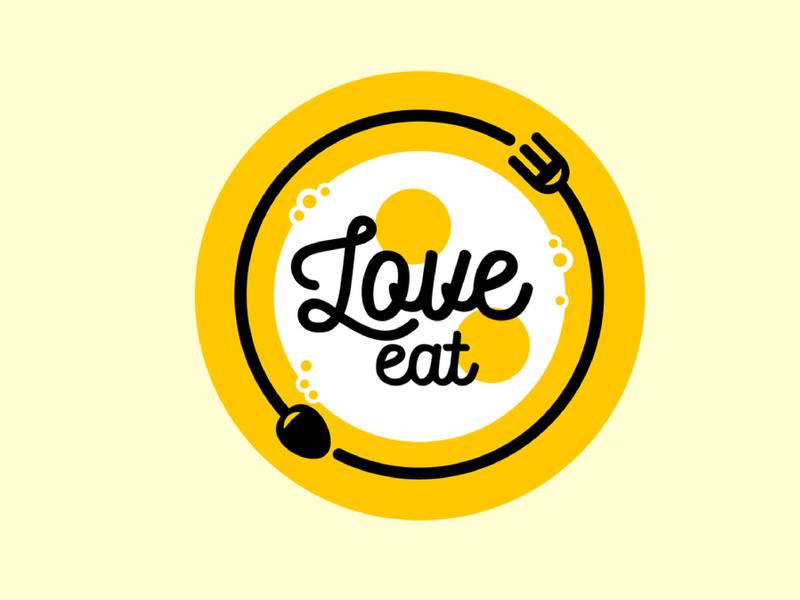 Food logo logo