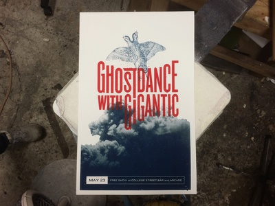 Ghost Dance with Gigantic