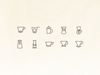 Brew Device Icons