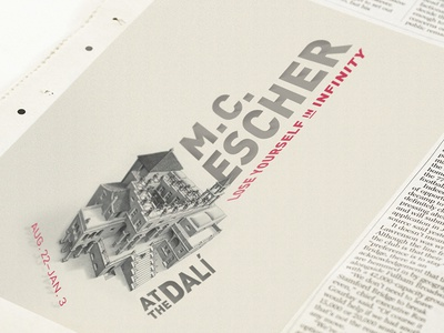 M.C. Escher Exhibition