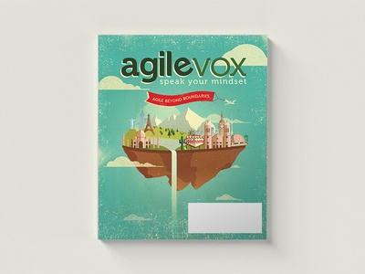 Agile Vox Magazine Cover