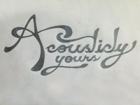 Acousticly Yours