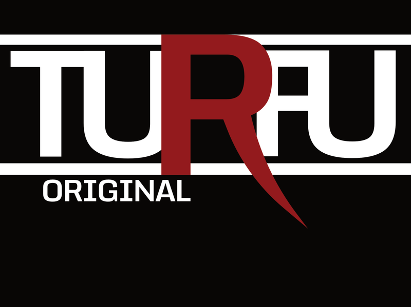 TURFU Original - Fashion Wordmark - Daily Challenge #7 typography wordmark logo wordmark design logo design dailylogodesign logodesign icon logo dailylogo dailylogochallenge