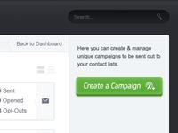 Dashboard - Campaigns