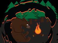 FBCNH - 2014 Camp T-Shirt Illustration