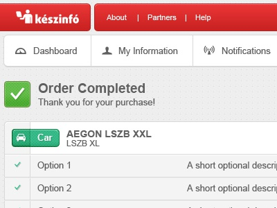 Order Completed!
