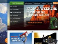 MHO Magento 2012 | Homepage