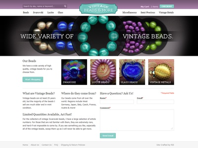 Vintage Beads & More