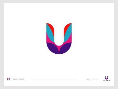 U LETTER MARK LOGO logo logomaker logodesigner logodesign branding abstract logo modernlogo logotype creative logo logo design concept