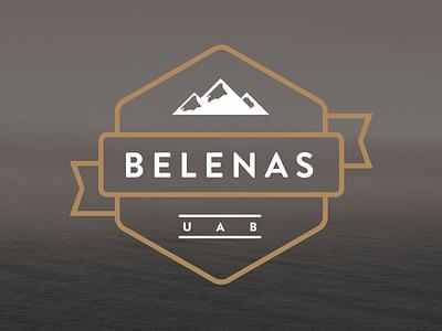 UAB Belenas Logo logo logo design branding corporate id id