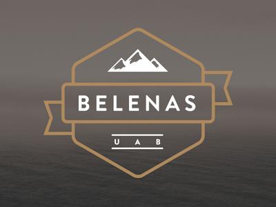 UAB Belenas Logo