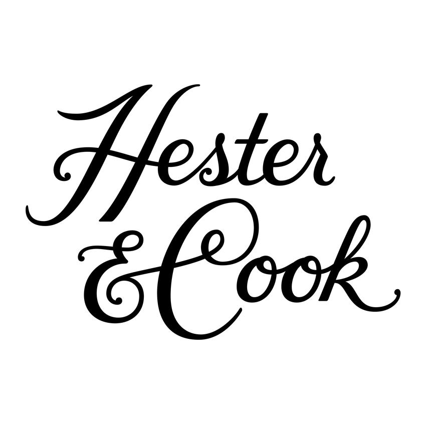 Hestercook logo stack 01