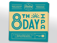 8th Day IPA alternate colorway
