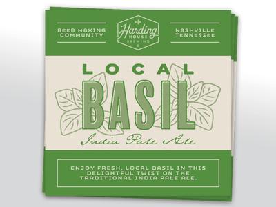 Local Basil IPA