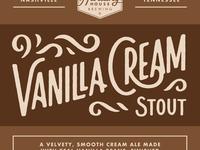 Vanilla Cream Stout