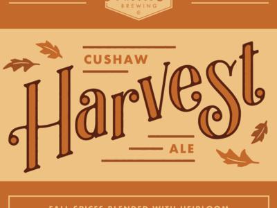 Cushaw Harvest Ale