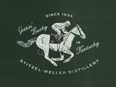 Derby Day 2018 derby jockey horse illustration