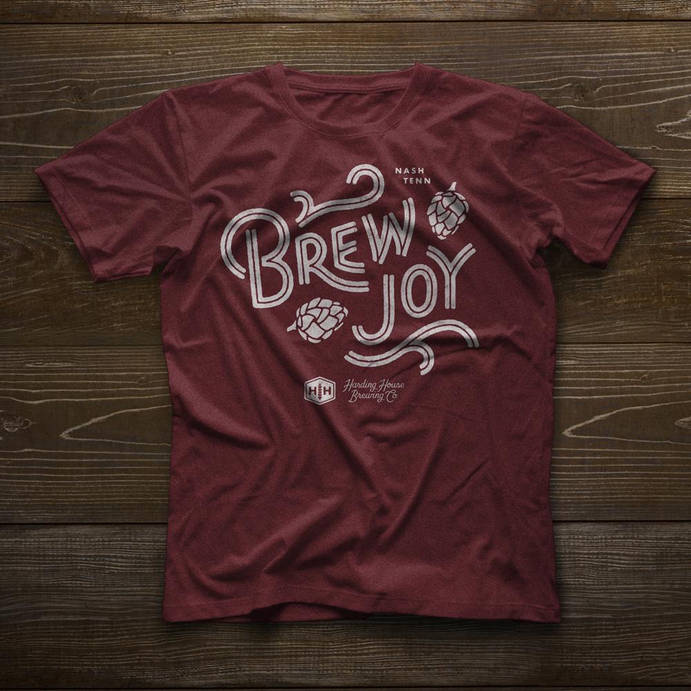 Brew joy tee