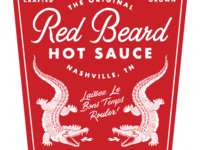 Red Beard Hot Sauce